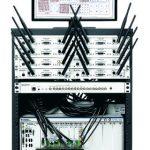 Soporte para múltiples usuarios de antenas