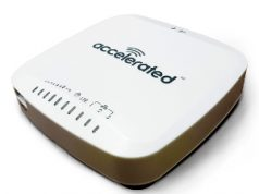 Router LTE para la red backbone
