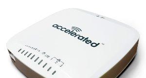 Router LTE para la red backbone