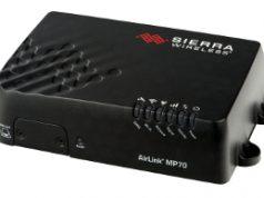 Router LTE-A para vehículos