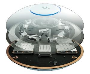 Punto de acceso con tecnología MU-MIMO