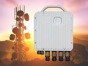 Sistemas de radio por microondas multi-gigabit para exteriores