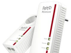 Kit PLC Wi-Fi de alta velocidad