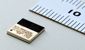 Módulo BLE miniaturizado