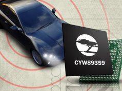 Combo Wi-Fi y Bluetooth para coches conectados