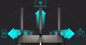 Router Gigabit MU-MIMO AC2300