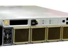 Amplificadores de pulsos para banda X y 1 kW