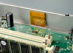 Antenas flexibles con adhesivo incorporado