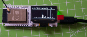 Monitor de paquetes inalámbricos