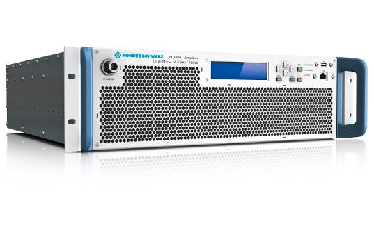 Amplificador para enlaces con satélites