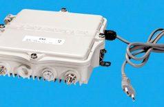 Amplificador universal con salida dual