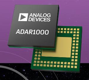 Chip de antena activa para aviónica y equipos de comunicaciones