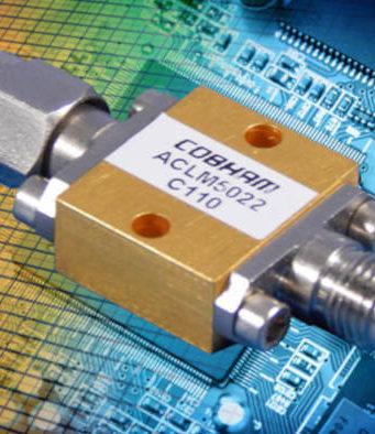 Limitador coaxial de banda-X de 8 a 12 GHz