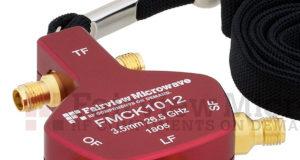 Kits de calibración para aplicaciones de prueba y medición