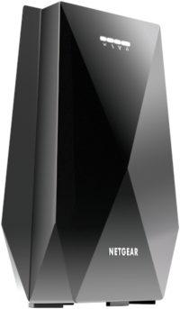 Extensor Wi-Fi tribanda con soporte para mesh