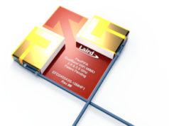 Antena PIFA flexible de banda dual para aplicaciones MIMO