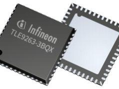System Basis Chip con soporte de protocolo ISO CAN FD