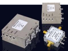 Switches RF con diodo PIN de elevada potencia