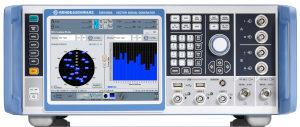 Simulador GNSS con soporte GPS L5 y Galileo E5