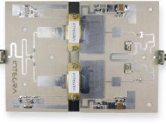Amplificador de potencia RF de banda-L
