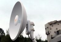 Radio modular de 5 GHz con antenas enroscables