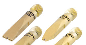 Sondas RF coaxiales de 40 GHz
