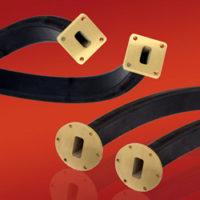 Guía-ondas flexibles con VSWR de 1.05:1