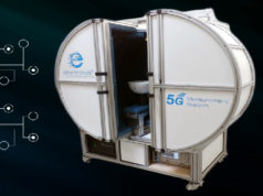 Sistema portable para medición de ondas milimétricas