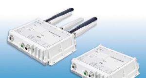 Puntos de acceso WI-Fi para aplicaciones ferroviarias