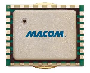 Módulo amplificador de potencia GaN-on-Si multifase