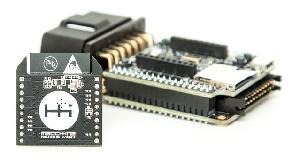 Módulo ESP32 en formato XBee