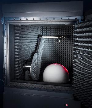 Probador de antenas 5G en temperaturas extremas