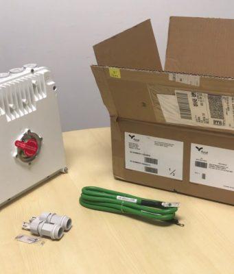 SoC transceptor CMOS para comunicaciones de radio