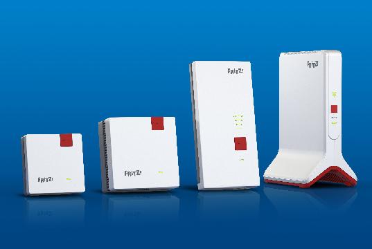 Repetidores Wi-Fi Mesh Gigabit