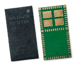 Módulo RF combo con LoRa, BLE y NFC