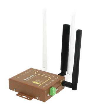 Router compacto Wi-Fi y LTE para integración IIoT y Smart City