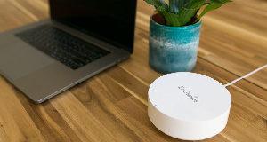 Router inteligente para redes de malla