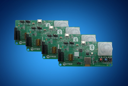 Kit de evaluación para Bluetooth SIG Mesh