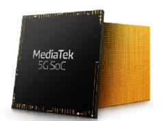 Chipset SoC 5G integrado