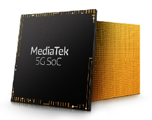 Chipset SoC 5G integrado