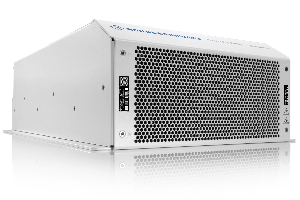 Amplificador de enlaces por satélite