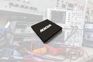 Módulo amplificador de potencia GaN-on-Si