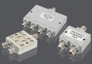 Divisores de potencia de alta frecuencia