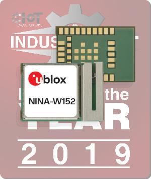 Premio IoT Industrial 2019