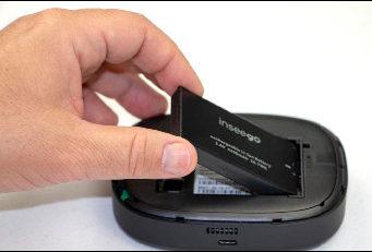 Hotspot 5G NR con autonomía de hasta 24 horas