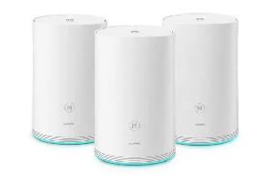 Sistema de conectividad Wi-Fi/PLC doméstico escalable