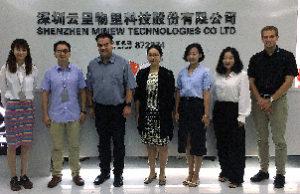 Minew firma un acuerdo de distribución global con Rutronik