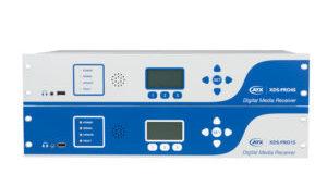 Receptores digitales de audio para redes de radio