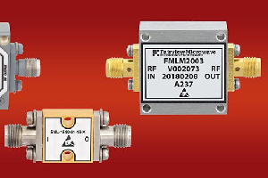 Limitadores RF hasta 40 GHz