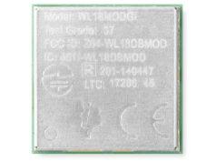 Módulo SiP industrial Wi-Fi y Bluetooth
